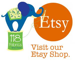 118 Fabrics Etsy