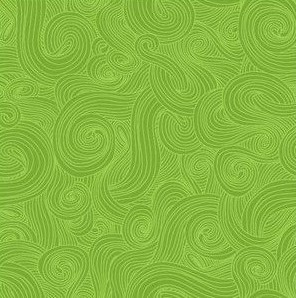 Just Color - Grass Fabric