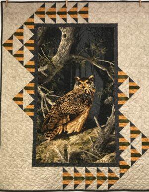 Majestic Woods Quilt Kit Fabric