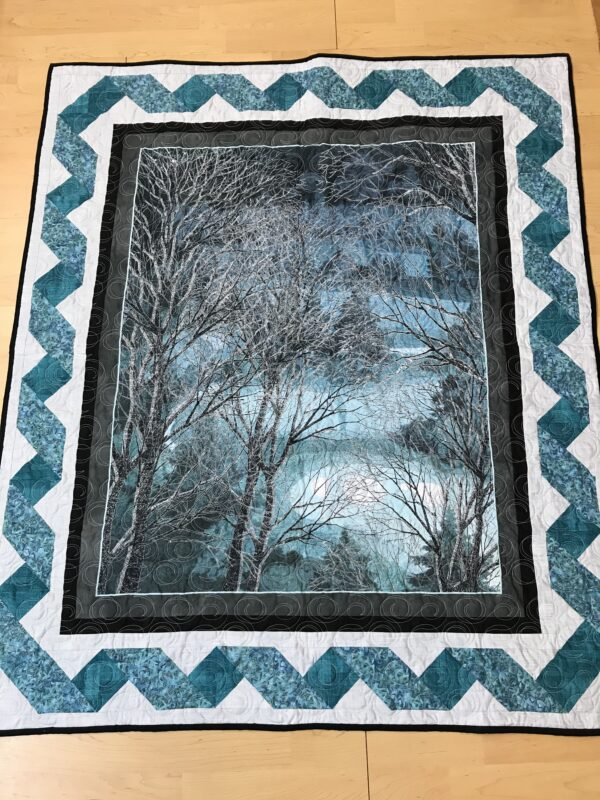 At Dusk Quilt Kit Fabric