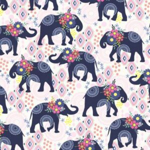Bungalow - Trunk Show Fabric