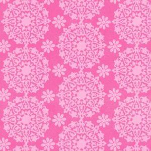 Bungalow - Blossom Medallion Fabric