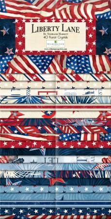 Liberty Lane Strip Pack Fabric