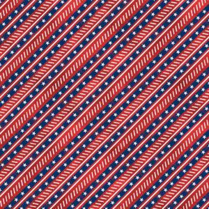 Liberty Lane - Stripe Fabric