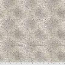 Cobwebs - Neutral Fabric