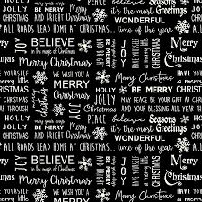 Jingle Bell - Believe in Magic - Gun Metal Fabric