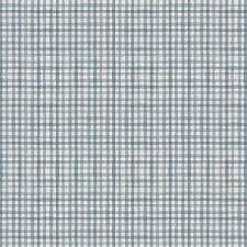 Farmhouse Chic - Blue/grey - Plaid Fabric