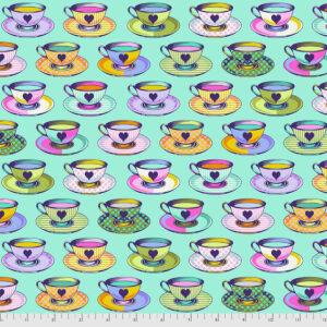 Tea Time - Daydream Teacup Fabric