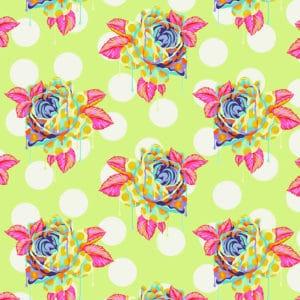 Painted Roses - Sugar Fabric