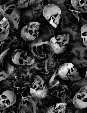 Tossed Skulls and Smoke