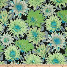 Cactus Flower - Contrast Fabric