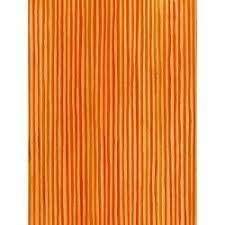 Summer - Orange Stripe Fabric