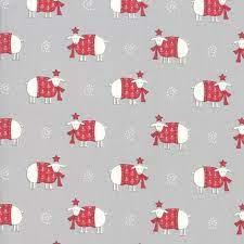 Christmas Grey Sheep
