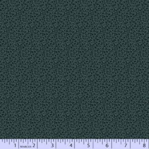 Country Meadow - Tone on Tone - Medium Blue Fabric
