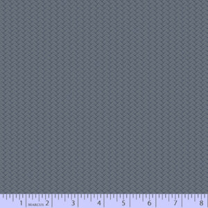 Country Meadow - Light Blue - Tone on Tone Fabric